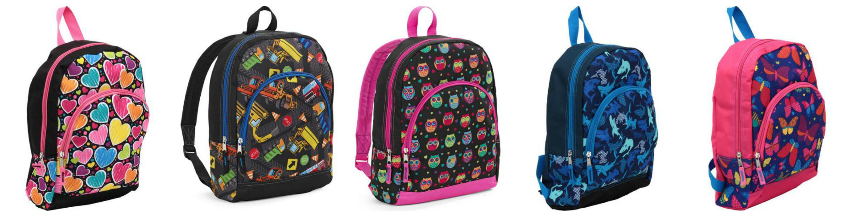 Back To School: Backpacks Only $3.97 |